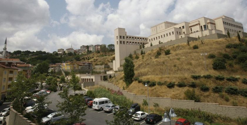 US Embassy Istanbul