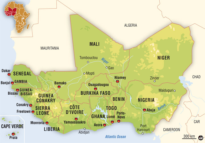 An analysis of the party politics in african countries such as ghana