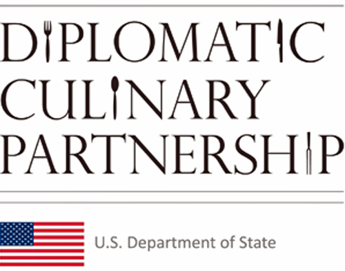 Food Diplomacy Logo